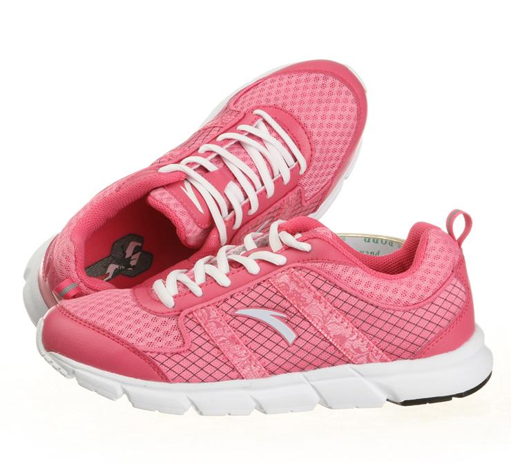 安踏 女子运动鞋 女款跑鞋12235584-1