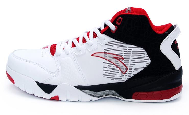 安踏anta篮球鞋 新款耐磨缓震霸道男士运动鞋