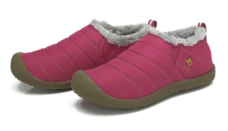 camel/骆驼户外鞋 棉鞋