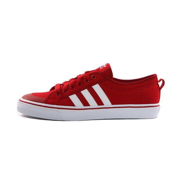 阿迪达斯nizza红布鞋:什么是阿迪达斯NIZZA