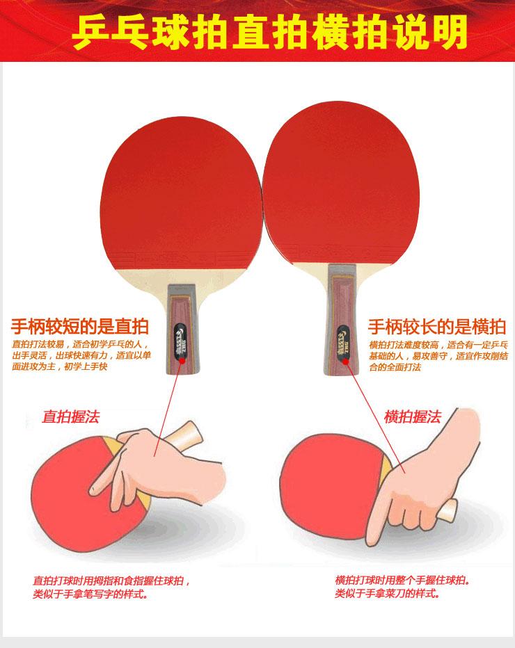 双12.12 京东双十二 疯狂促销 红双喜 DHS 六星乒乓球拍 ...