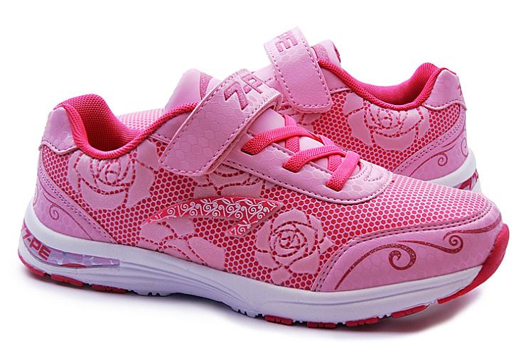 纹潮流女童鞋休闲鞋运动鞋