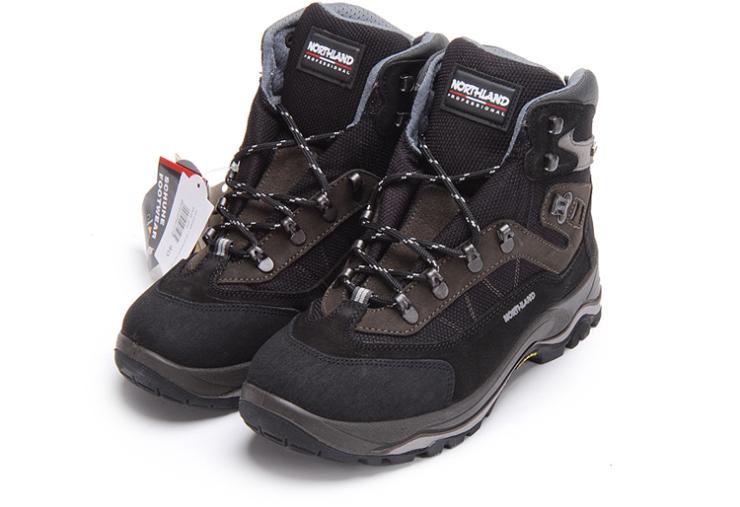 防水登山鞋伯尔尼男式登山鞋f