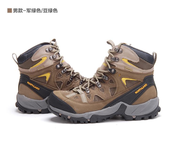 防水登山鞋萨瓦男式登山鞋