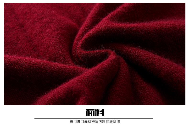 Áo len lông cừu nam Pierre Cardin V 175L65 70KG WA152 - ảnh 24