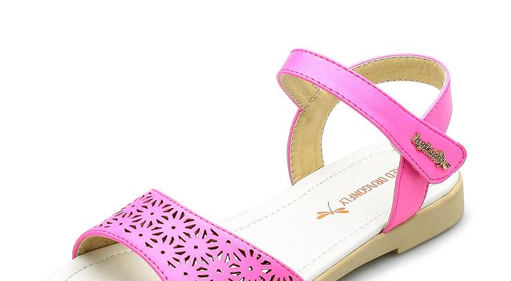 红蜻蜓童鞋 2015夏季新款儿童凉鞋