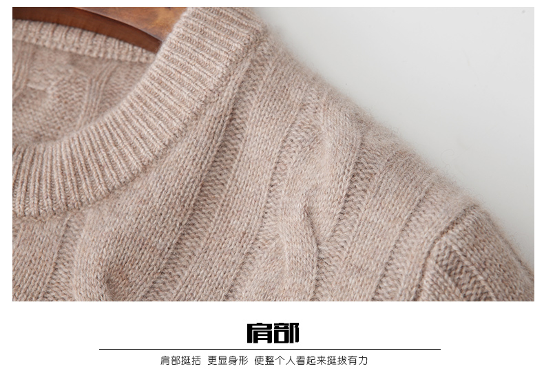 Áo len lông cừu nam Pierre Cardin 2017 180XL70 80KG WA87021 - ảnh 17