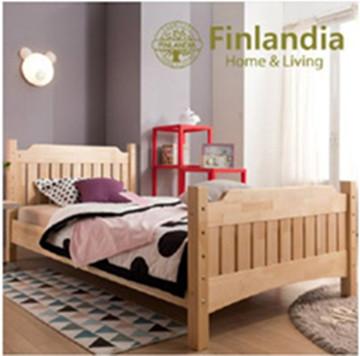 2松木床组装儿童床1