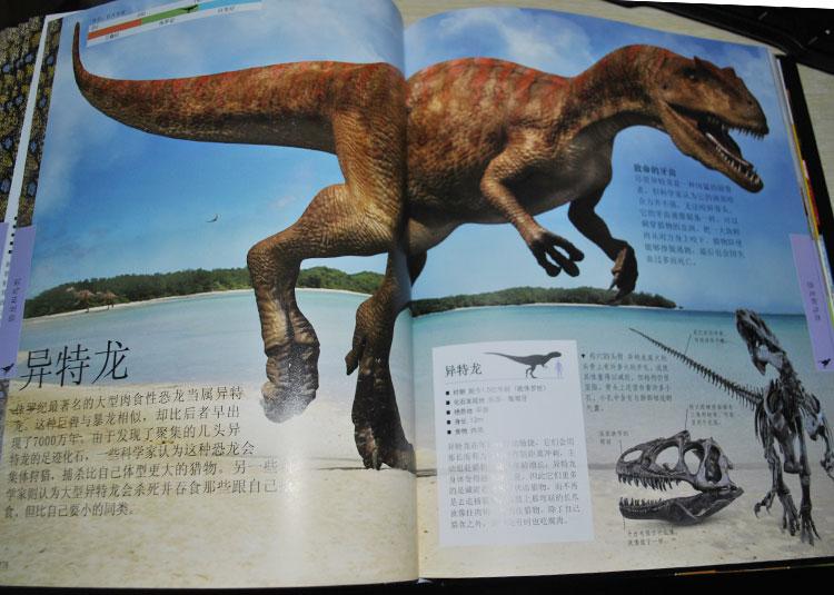 dk儿童恐龙百科全书(精装彩图版 英国dk公司引进)中国少年儿童大百科图片