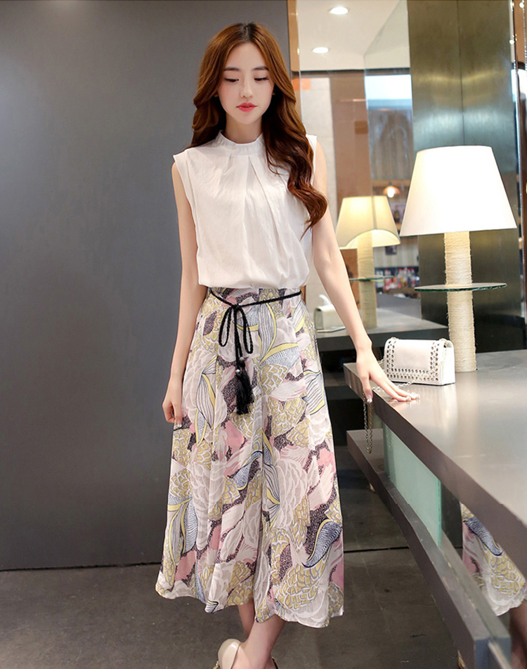 夏季套装女韩版时尚