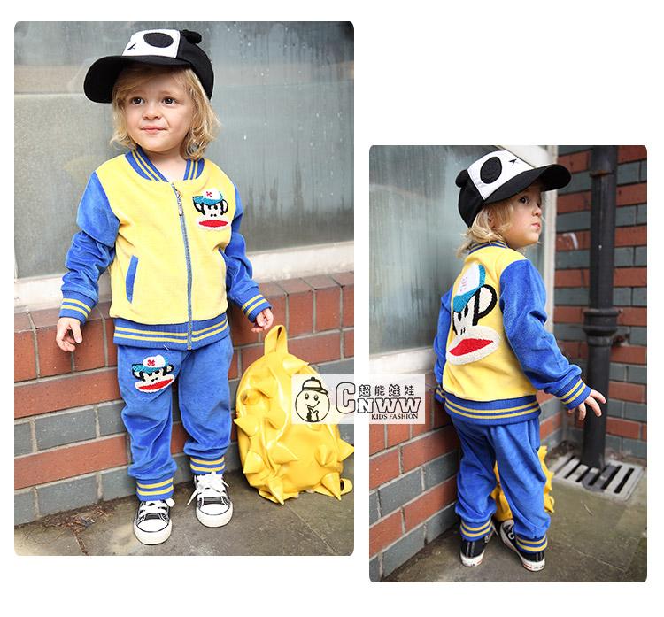 三四岁儿童服装_