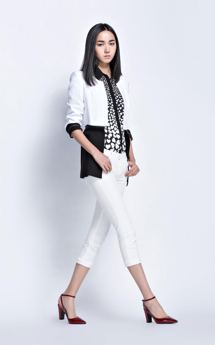 西装模特搭配图片欣赏