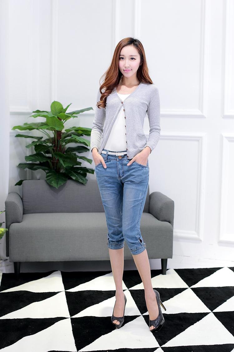 夏天长裤女款韩版