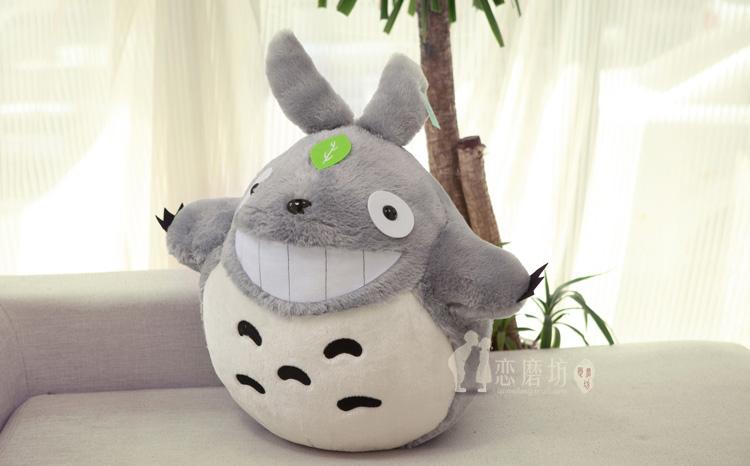 可爱超大龙猫公仔抱枕娃娃毛绒玩具女生日礼物