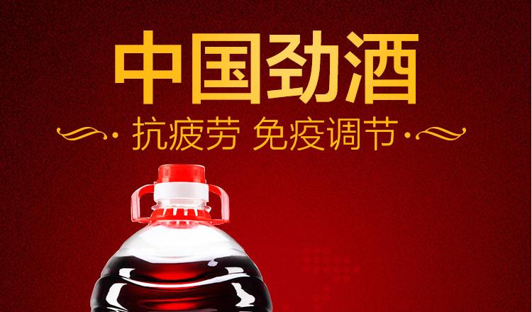 劲牌 中国劲酒 35度 5L