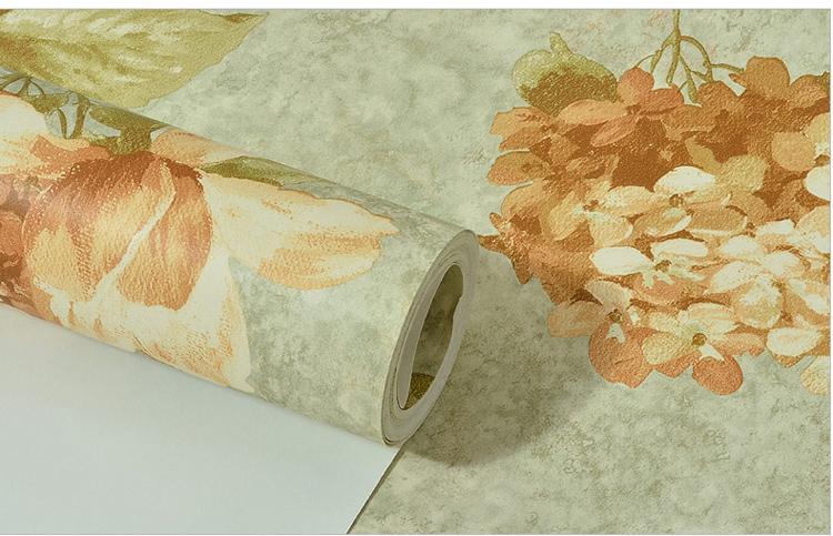 美式乡村纯纸壁纸