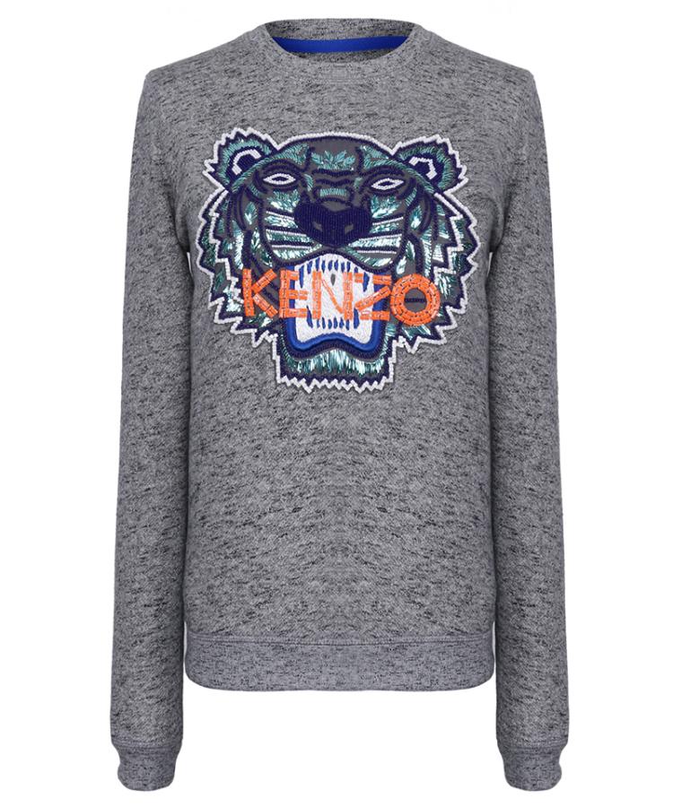 kenzo老虎头卫衣价格