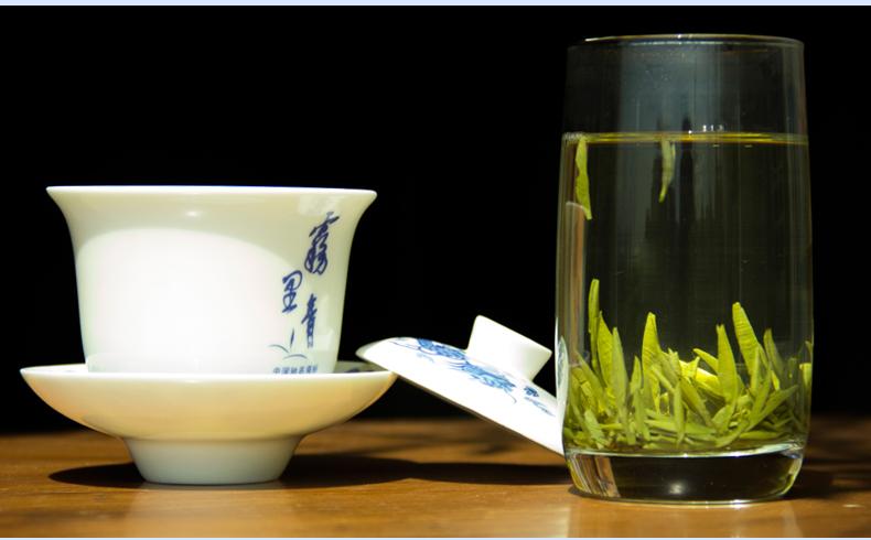 【安徽馆】天方雾里青绿茶礼盒装 128g图片