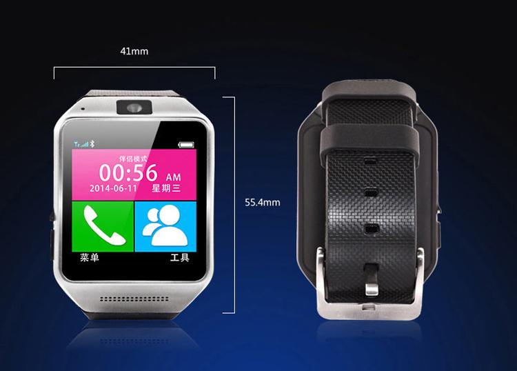 gv08智能手表哪种好 智能蓝牙手表牌子同款