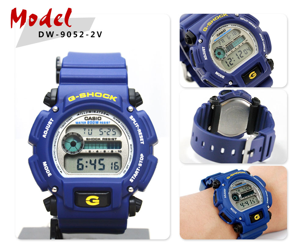 180casiog Shock Casio G Dw 9052 2v Rmb2588