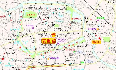 (满48元包邮)安徽及周边省区公路网地图集-皖苏浙鲁豫鄂赣