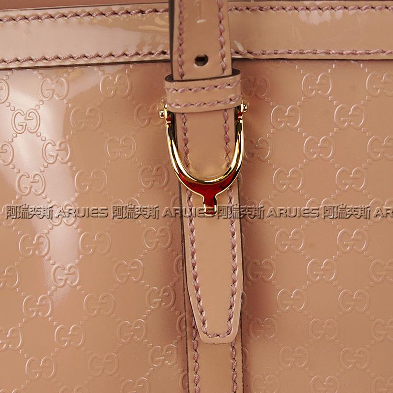 Túi xách nữ GUCCI PVC G 309613 AV12G 3405 - ảnh 14