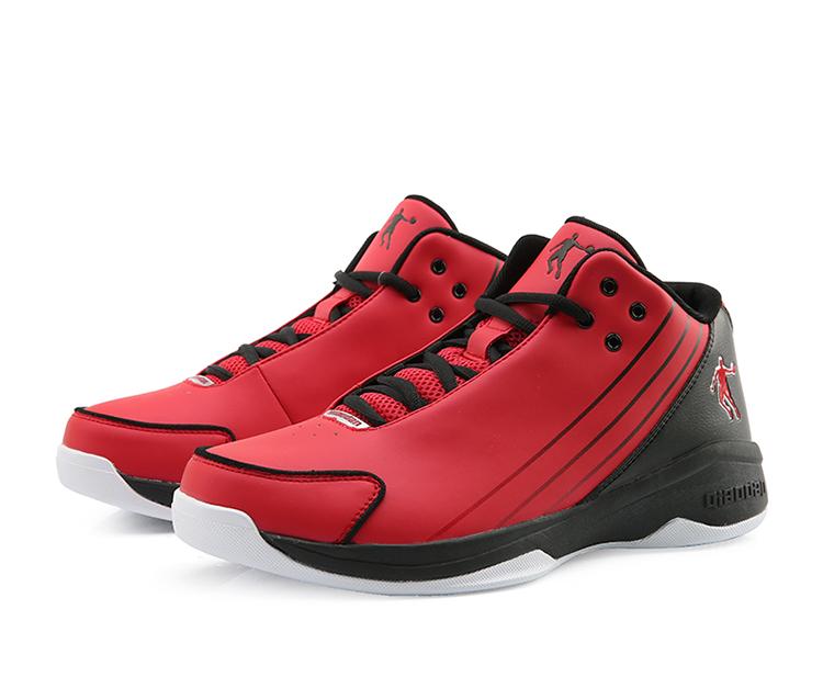 乔丹篮球鞋男2016新品运动鞋男春季防滑耐磨减震球鞋xm1560123 rm