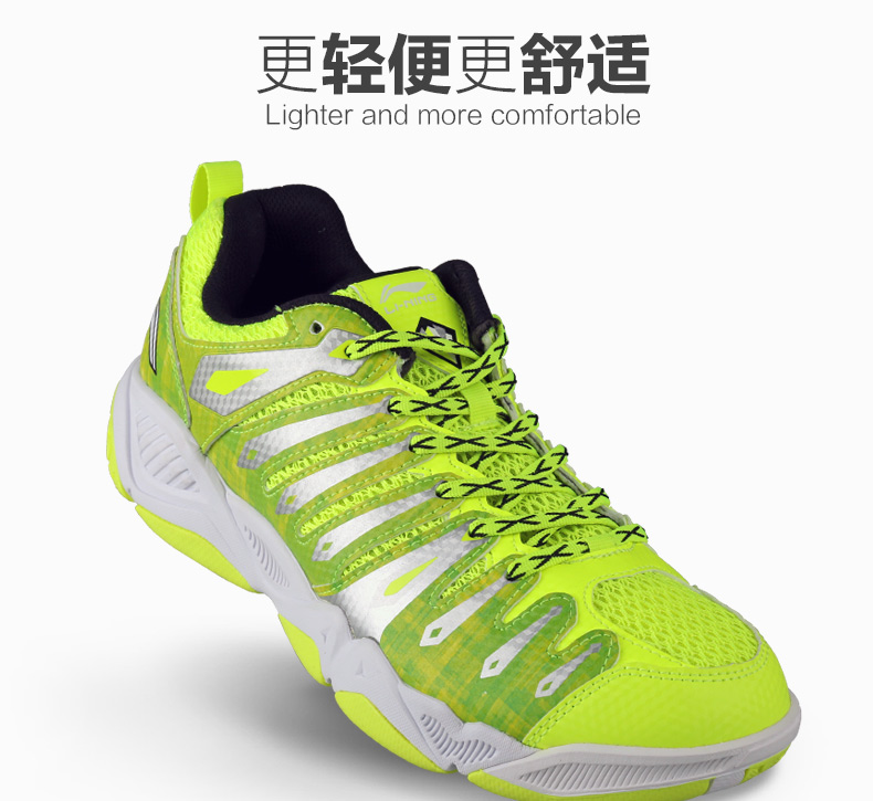 Giày cầu lông nam LINING TD 405250mm AYTK057-3 - ảnh 6