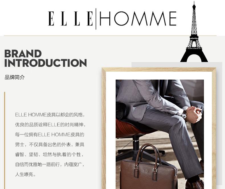 Ví nam Elle Homme elle 10500111617502012 - ảnh 15