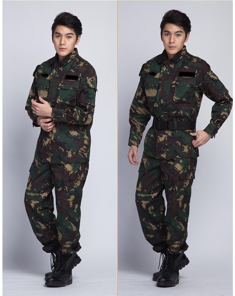 特种兵作训服套装