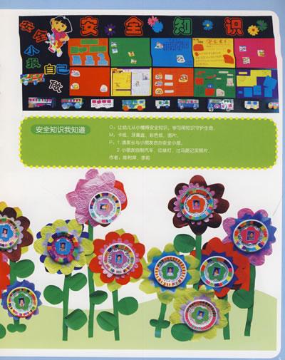 主题墙饰设计(玛瑙篇)幼儿园环境布置系列