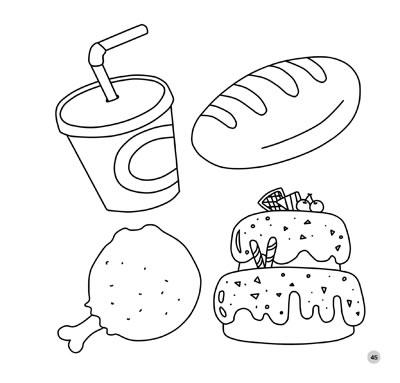 百变简笔画-全四册图片