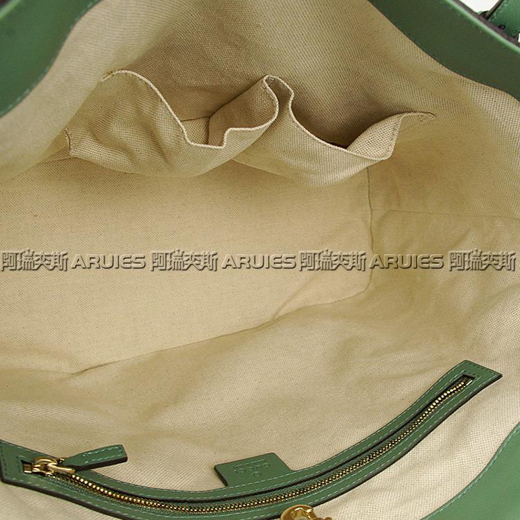 Túi xách nữ GUCCI PVC G 309613 AV12G 3405 - ảnh 27