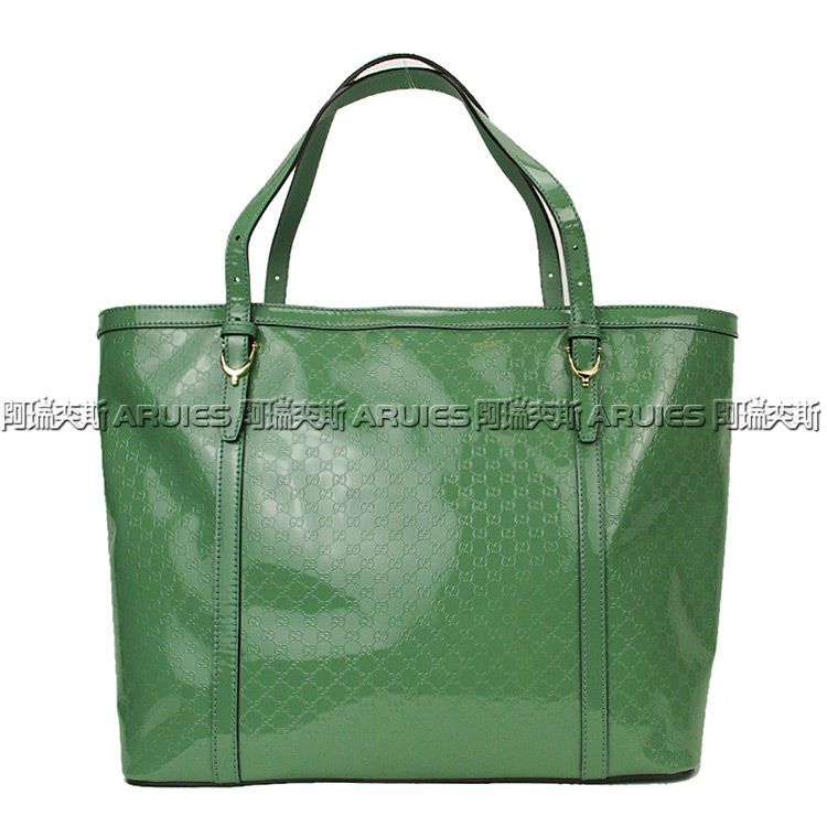 Túi xách nữ GUCCI PVC G 309613 AV12G 3405 - ảnh 23