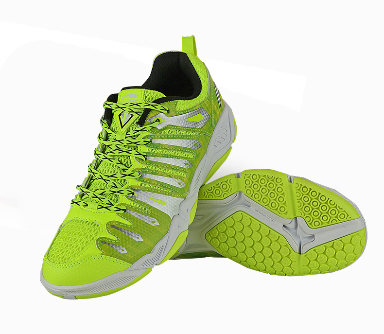 Giày cầu lông nam LINING TD 405250mm AYTK057-3 - ảnh 11