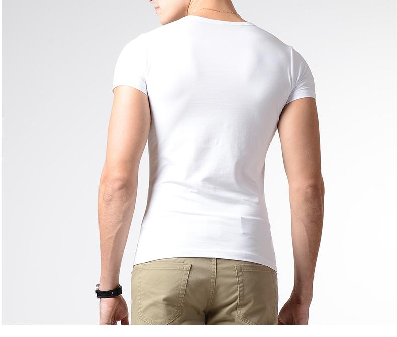 Áo phông không cổ nam Pierre Cardin 2016T XL - ảnh 15