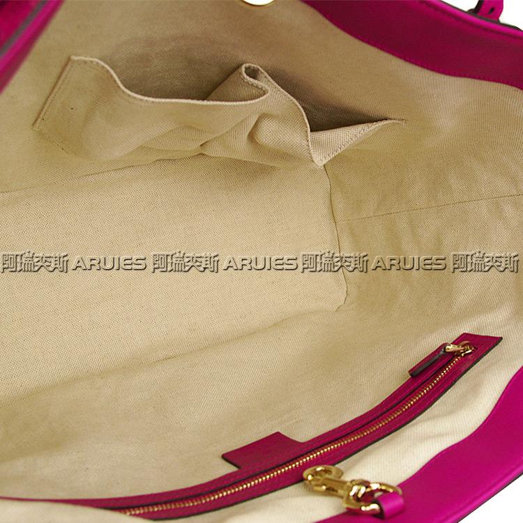 Túi xách nữ GUCCI PVC G 309613 AV12G 3405 - ảnh 22