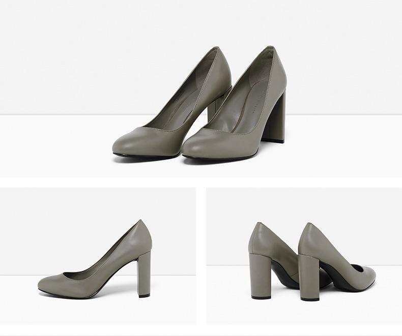 Giày nữ Charles & Keith CHARLESKEITHCK1 60360922 36 CK1-60360922 - ảnh 11