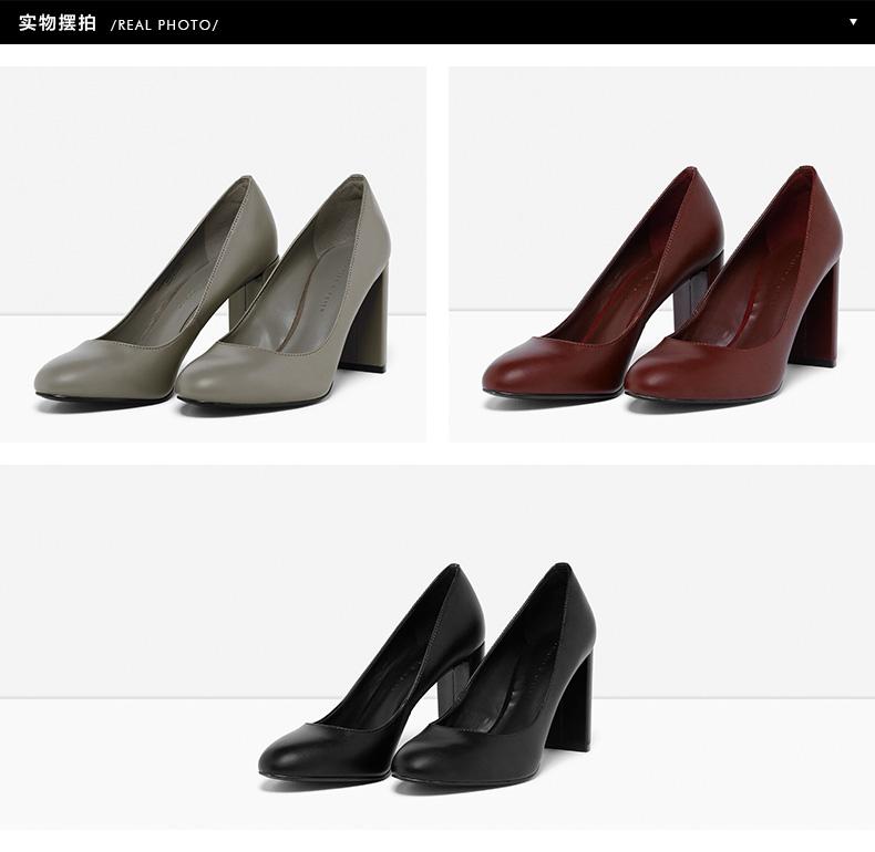 Giày nữ Charles & Keith CHARLESKEITHCK1 60360922 36 CK1-60360922 - ảnh 2