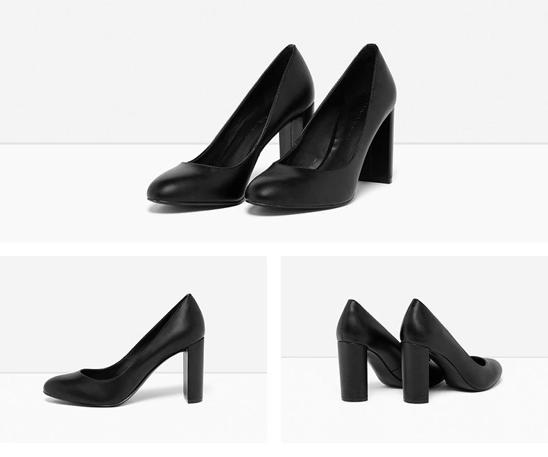 Giày nữ Charles & Keith CHARLESKEITHCK1 60360922 36 CK1-60360922 - ảnh 13