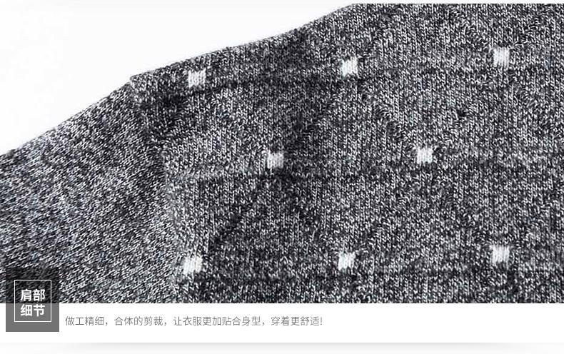 Áo len lông cừu nam Pierre Cardin 2017V 165 BB-7512 - ảnh 15