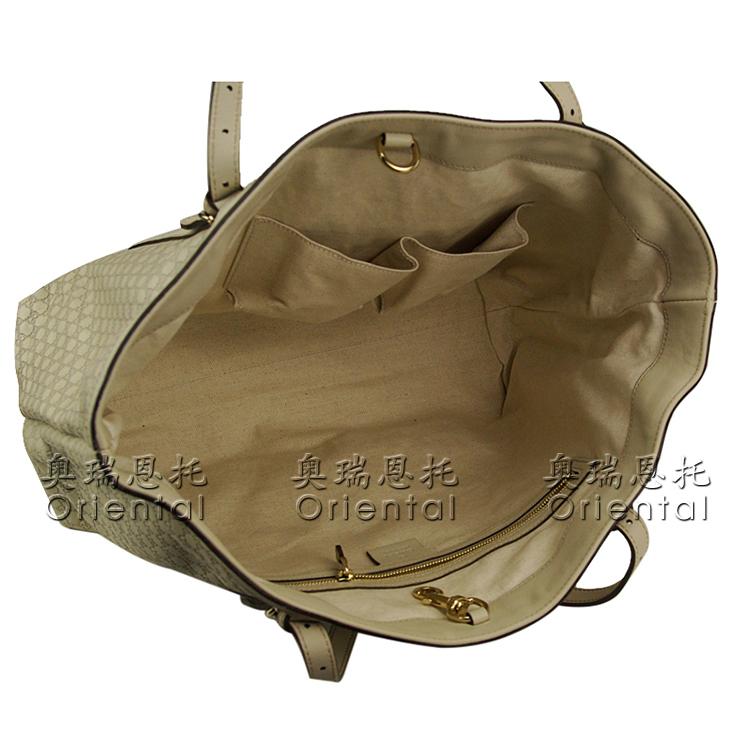 Túi xách nữ GUCCI PVC G 309613 AV12G 3405 - ảnh 37