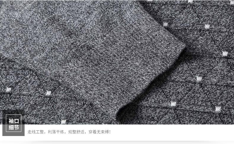 Áo len lông cừu nam Pierre Cardin 2017V 165 BB-7512 - ảnh 14