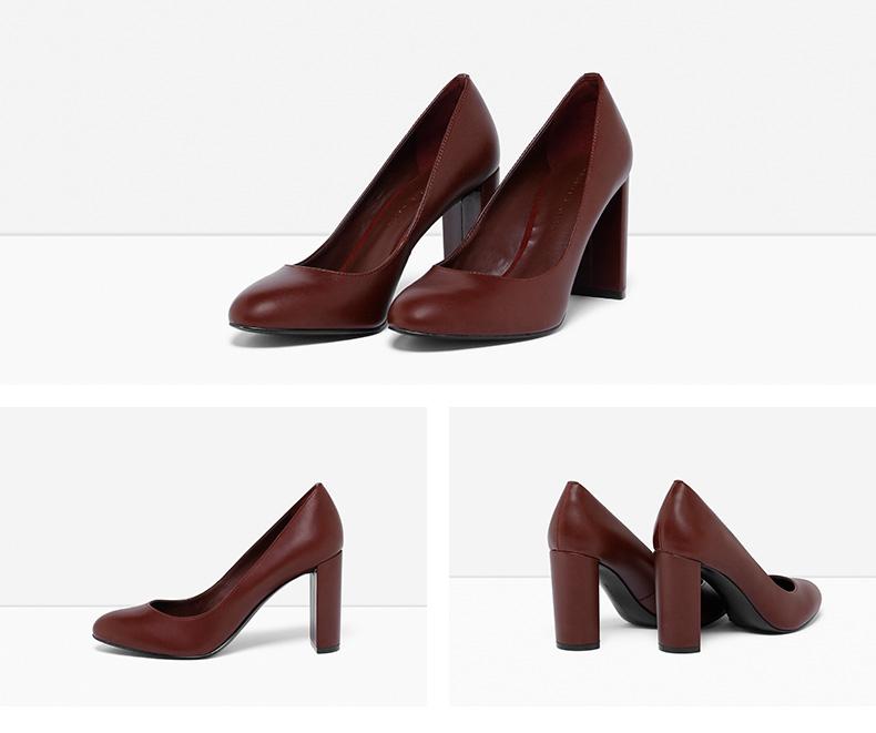 Giày nữ Charles & Keith CHARLESKEITHCK1 60360922 36 CK1-60360922 - ảnh 12
