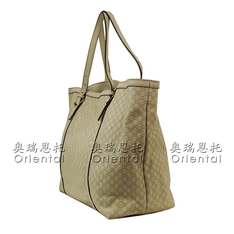 Túi xách nữ GUCCI PVC G 309613 AV12G 3405 - ảnh 36