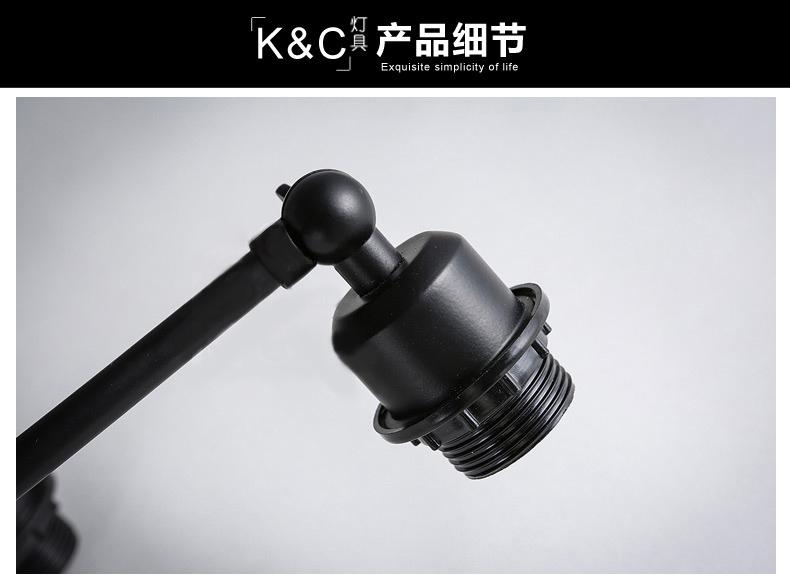 Đèn trùm  kcLOFT 2W KC-D1302-5 1434325982 - ảnh 14