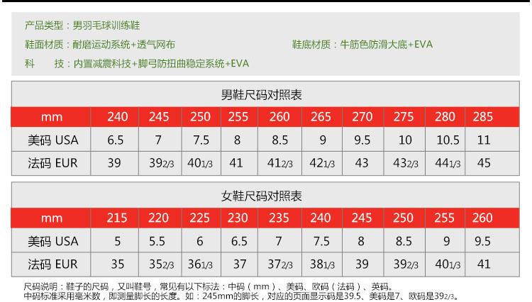 Giày cầu lông nam LINING TD 405250mm AYTK057-3 - ảnh 1