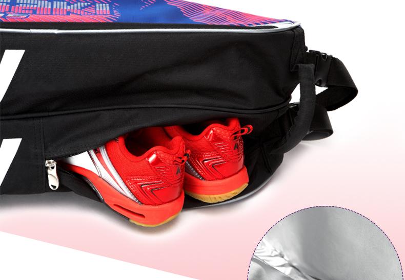 Túi đựng vợt cầu lông KAWASAKI6 KBB 8632 kawasaki17078600P - ảnh 6