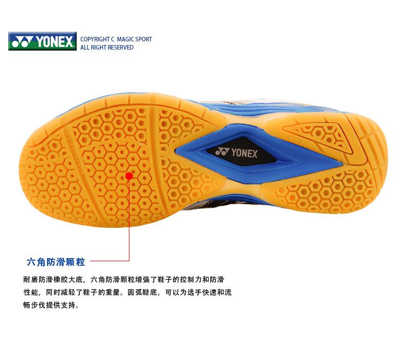 Giày cầu lông nữ YONEX SHB 49C 36 SHB-37C - ảnh 11