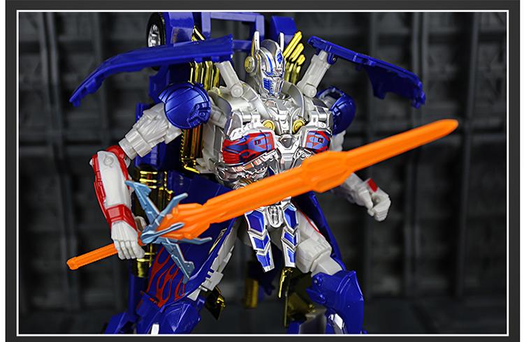 变形玩具金刚5擎天柱金属合金大黄蜂汽车人机器人收藏模型男孩变形高清图片